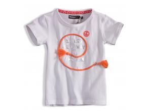 BEWOX velkoobchod Kojenecké tričko DIRKJE 27651-WH1