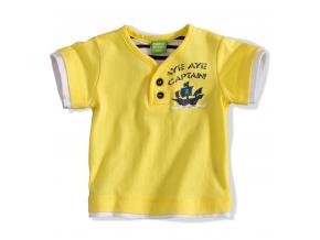 BEWOX velkoobchod Kojenecké tričko PEBBLESTONE 3666246-00-35B