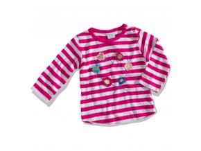 BEWOX velkoobchod Kojenecké tričko PEBBLESTONE 3667259-00-05A