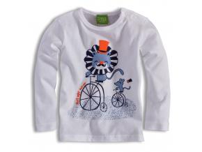 BEWOX velkoobchod Kojenecké tričko PEBBLESTONE 3668378-00-WH1
