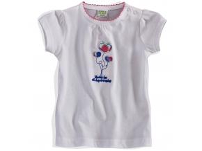 BEWOX velkoobchod Kojenecké tričko PEBBLESTONE 3668410-00-WH1