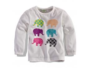 BEWOX velkoobchod Kojenecké tričko PEBBLESTONE 3668478-00-WH1