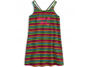 BEWOX velkoobchod Dětské šaty LOSAN 814-7044AB-BK9