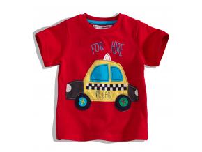 BEWOX velkoobchod Dětské tričko MINOTI BUS-000005-RE5