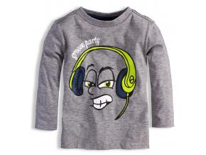 BEWOX velkoobchod Dětské tričko KNOT SO BAD C-W16-5227-GY3
