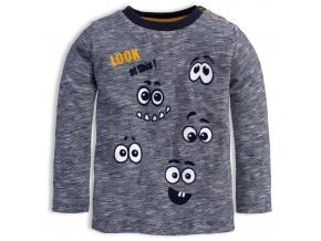 BEWOX velkoobchod Kojenecké tričko KNOT SO BAD C-W17-3207-YE5