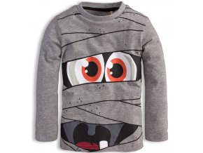 BEWOX velkoobchod Dětské tričko KNOT SO BAD C-W17-5226-GY5