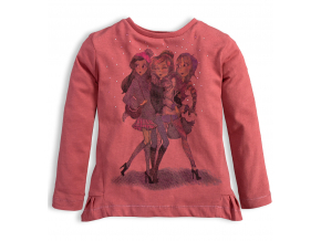 BEWOX velkoobchod Dětské tričko KNOT SO BAD C-W17-5709-RE5