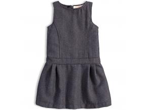 BEWOX velkoobchod Dětské šaty KNOT SO BAD C-W17-8822-GY9