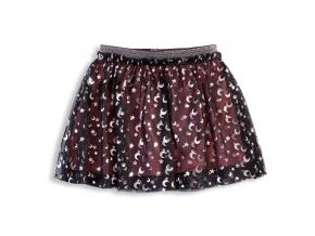 BEWOX velkoobchod Dětská sukně KNOT SO BAD C-W18-5917-BK9