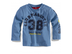 BEWOX velkoobchod Kojenecké tričko KNOT SO BAD C-Z15-3201-BL3