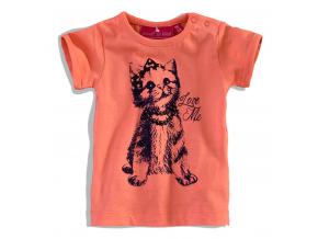 BEWOX velkoobchod Kojenecké tričko KNOT SO BAD C-Z15-3701-OR5