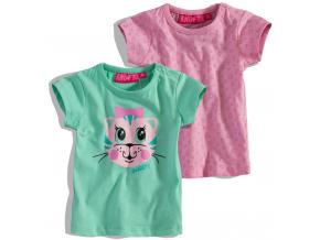 BEWOX velkoobchod Kojenecké tričko KNOT SO BAD C-Z16-3704-GR3