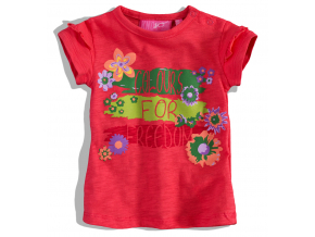 BEWOX velkoobchod Kojenecké tričko KNOT SO BAD C-Z16-3715-RE5
