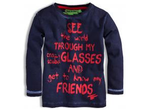 BEWOX velkoobchod Dětské tričko KNOT SO BAD C-Z16-5201-BL9
