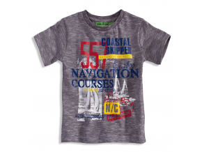 BEWOX velkoobchod Dětské tričko KNOT SO BAD C-Z16-5235-YE5