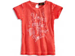 BEWOX velkoobchod Dětské tričko KNOT SO BAD C-Z16-6708-OR5