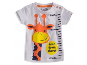 BEWOX velkoobchod Kojenecké tričko KNOT SO BAD C-Z17-3220-WH1