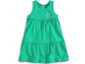 BEWOX velkoobchod Dětské šaty KNOT SO BAD C-Z17-5944-GR5