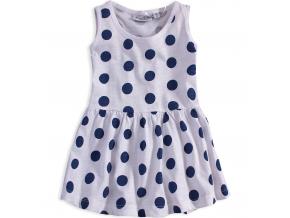 BEWOX velkoobchod Dětské šaty KNOT SO BAD C-Z18-5905-WH1