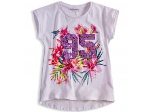 BEWOX velkoobchod Dětské tričko MINOTI FEVER-0006-WH1