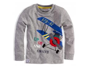 BEWOX velkoobchod Dětské tričko MINOTI FLY6-00003-GY5