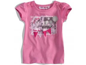 BEWOX velkoobchod Dětské tričko MINOTI GARDEN6-08-PI3