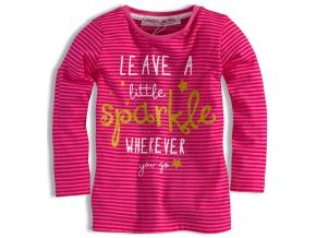 BEWOX velkoobchod Dětské tričko MINOTI GLITTER-04-PI5