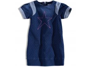 BEWOX velkoobchod Dětské šaty MINOTI GLITTER-08-BL9