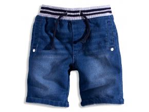 BEWOX velkoobchod Dětské šortky MINOTI GREEN-0010-GY3