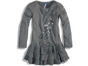 BEWOX velkoobchod Dětské šaty MINOTI KITTY5-009-GY5