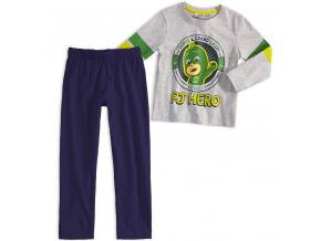 BEWOX velkoobchod Dětské pyžamo PJ MASKS L-P602-GY3-BL9