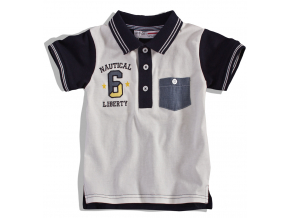 BEWOX velkoobchod Dětské tričko MINOTI MARINE-003-BL9
