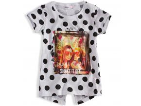 BEWOX velkoobchod Dětské tričko MINOTI MIX-000002-WH1