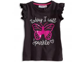BEWOX velkoobchod Dětské tričko MINOTI PERFECT-09-BK9