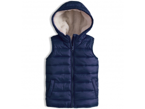 BEWOX velkoobchod Dětská vesta MINOTI POP7-00004-BL9