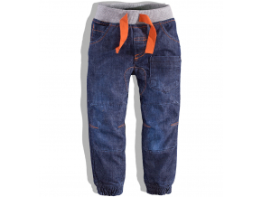 BEWOX velkoobchod Dětské kalhoty MINOTI SCOOTER-09-BL5