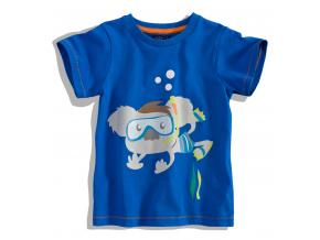 BEWOX velkoobchod Dětské tričko MINOTI SCUBA-0001-BL5