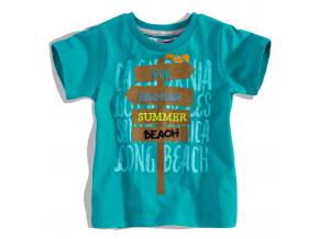 BEWOX velkoobchod Dětské tričko MINOTI SNAP6-0003-BL3