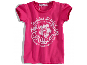 BEWOX velkoobchod Dětské tričko MINOTI SPLASH-006-PI5
