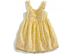BEWOX velkoobchod Dětské šaty MINOTI SPOT-00012-YE3