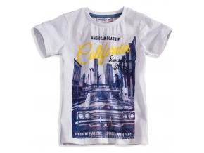 BEWOX velkoobchod Dětské tričko MINOTI STATE7-001-WH1