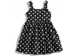 BEWOX velkoobchod Dětské šaty MINOTI STRAWBE-05-BK9