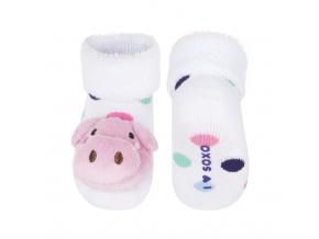BEWOX velkoobchod Kojenecké ponožky SOXO SX-00528-0-B00