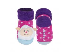 BEWOX velkoobchod Kojenecké ponožky SOXO SX-97728-0-C00