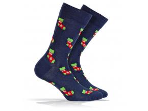 BEWOX velkoobchod Ponožky sváteční vzor  W4-000935-B85