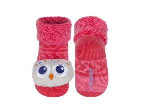 BEWOX velkoobchod Kojenecké ponožky SOXO SX-02836-0-D00