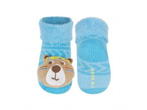 BEWOX velkoobchod Kojenecké ponožky SOXO SX-02836-0-F00