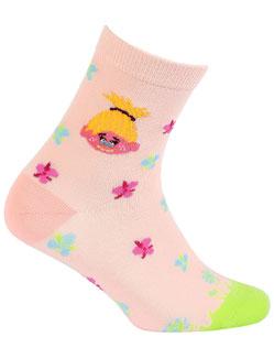 Dětské vzorované ponožky GATTA TROLLOVÉ 27-29