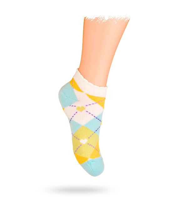 Dětské kotníkové ponožky WOLA 21-23
